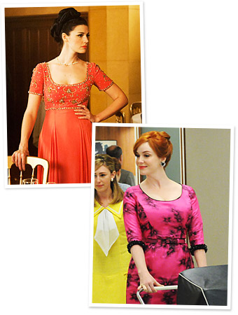 Mad Men, Janie Bryant, Christina Hendricks