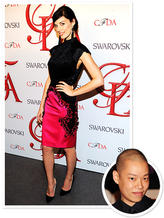 Jessica Pare, Jason Wu