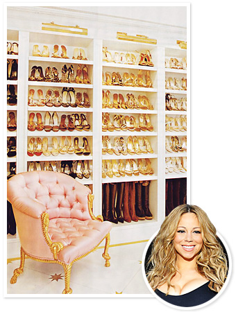 Mariah Carey, Pinterest