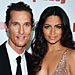 Camila Alves and Matthew McConaughey: Married in Texas