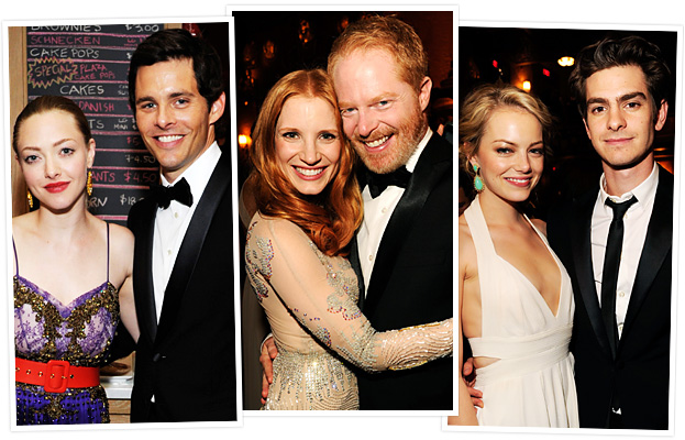Amanda Seyfried and TONYS