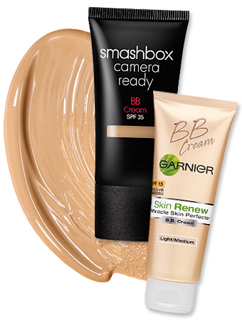 BB Creams - Smashbox - Garnier
