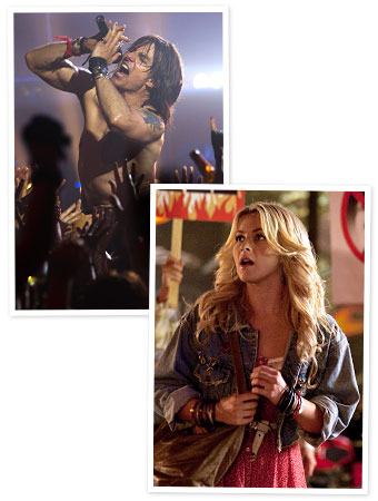 Rock of Ages, Tom Cruise, Julianne Hough