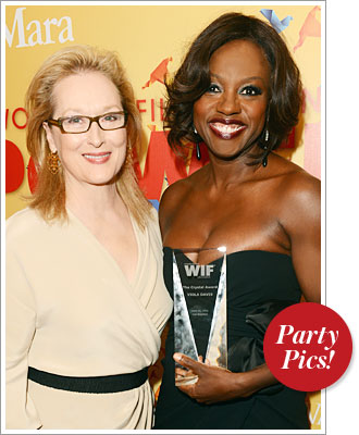 Meryl Streep, Viola Davis