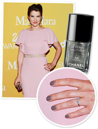 Cobie Smulders Nails