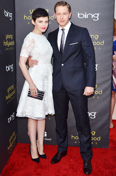 Ginnifer Goodwin, Josh Dallas, Young Hollywood