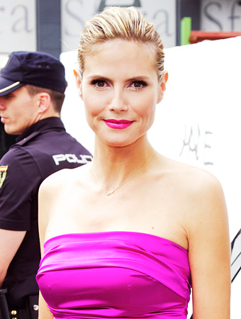 Heidi Klum Lipstick