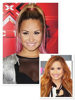 Demi Lovato - Hair