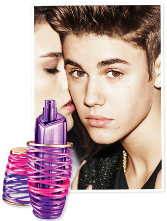Justin Bieber Fragrance - Girlfriend