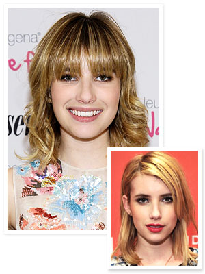 Emma Roberts Haircut