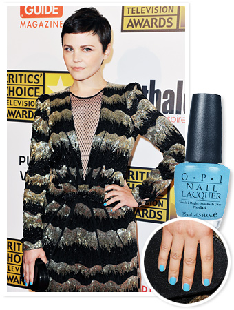 Ginnifer Goodwin Nail Polish - OPI