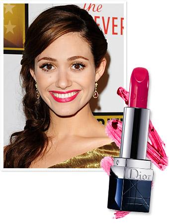 Emmy Rossum Lipstick