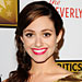 Found It! Emmy Rossum's Magenta Lipstick