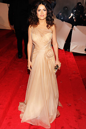 Salma Hayek, Alexander McQueen