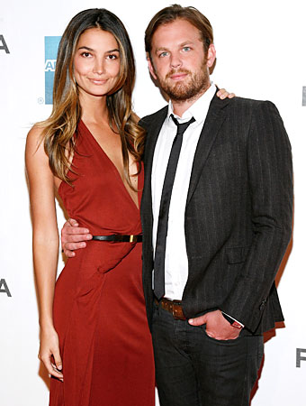 Lily Aldridge, Caleb Followill, Baby