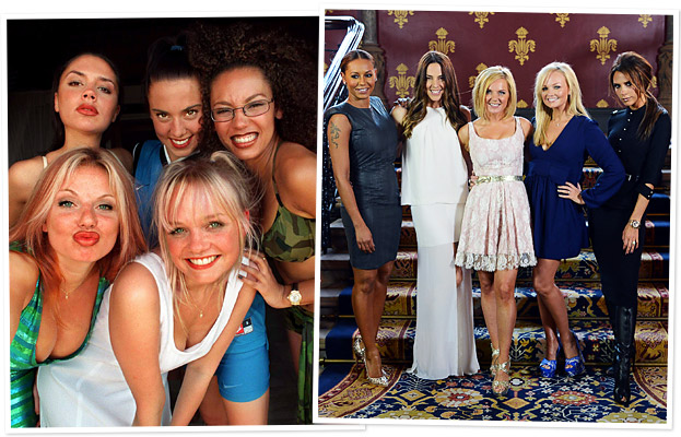 Spice Girls - Viva Forever Musical - Spice Girls Reunite