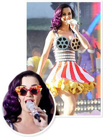 Katy Perry, Candy Sunglasses