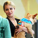 Celebrity Pets: Dianna Agron and Emma Watson&#039;s Puppy Love
