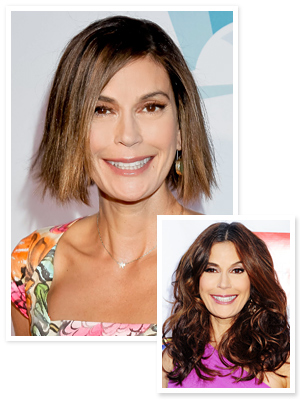 Teri Hatcher Haircut