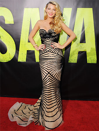 Blake Lively; Savages; Look of the Day