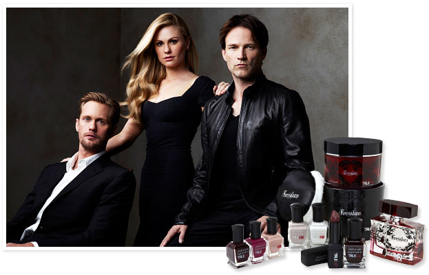 True Blood HSN Forsaken Beauty Line