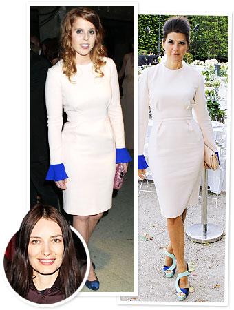 Princess Beatrice, Marisa Tomei, Roksanda Ilincic