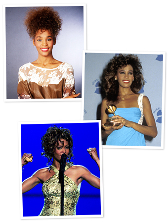 Whitney Houston, BET Awards