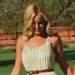 The Bachelorette Emily Maynard's Favorite Look: White AllSaints Dress