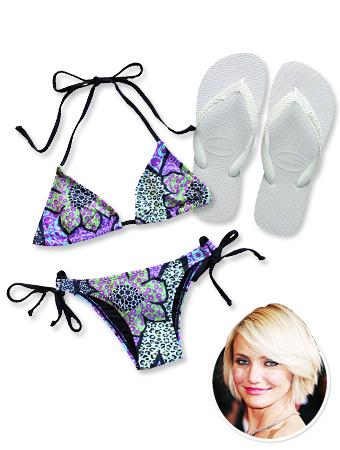Cameron Diaz, Bikini