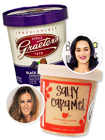 Katy Perry, Sarah Jessica Parker