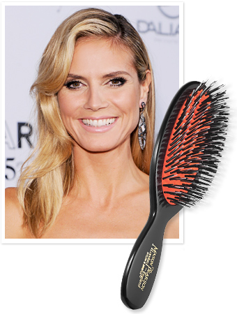 Heidi Klum Hair Must-Have