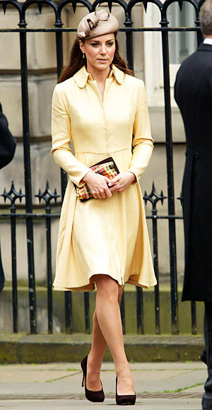 Kate Middleton Pastels