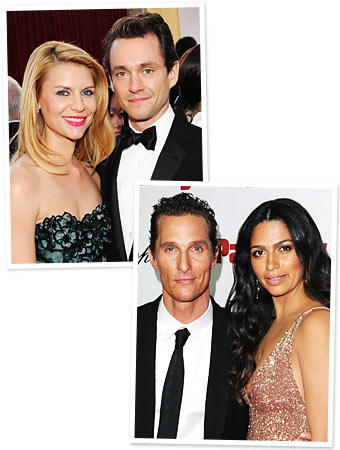 Claire Danes, Camila Alves, Pregnant