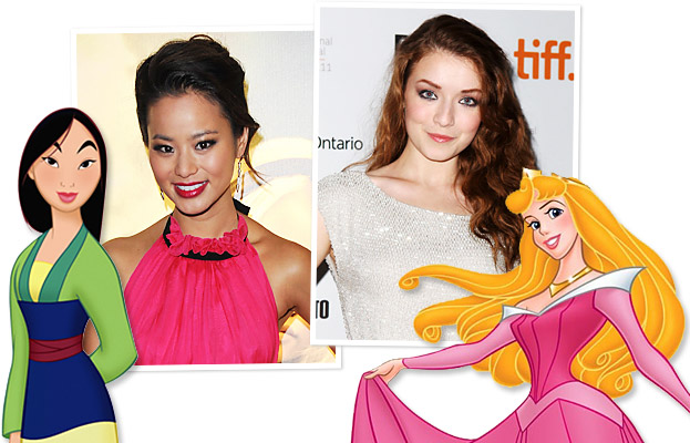 Once Upon a Time, Jamie Chung, Sarah Bolger