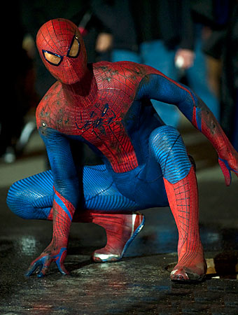 Spider Man Andrew Garfield