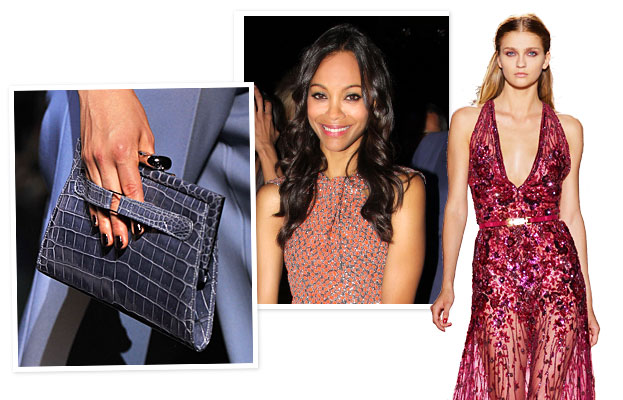 Zoe Saldana, Zuhair Murad
