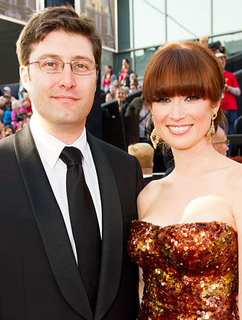 Ellie Kemper Wedding