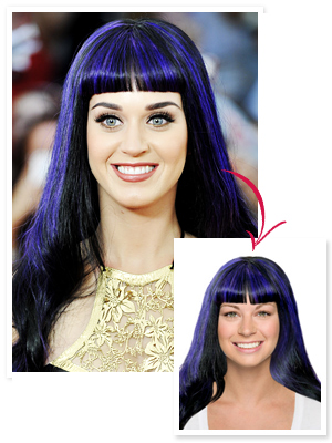 Katy Perry, Hair