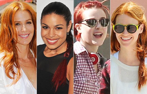 New Redheads
