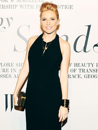 Sienna Miller, Baby