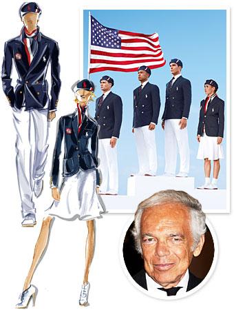 Ralph Lauren, Olympics