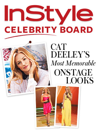 Cat Deeley; pinterest