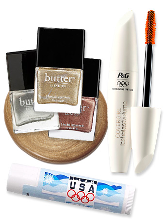 Olympic Beauty Products