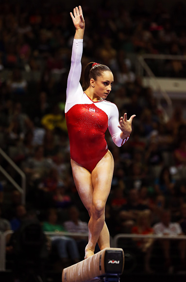 2012 Olympics, Jordyn Wieber