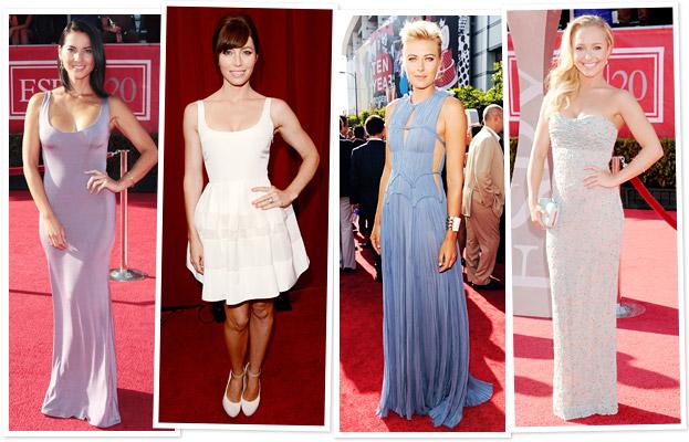 ESPY Awards, Olivia Munn, Jessica Biel, Maria Sharapova, Hayden Panettiere