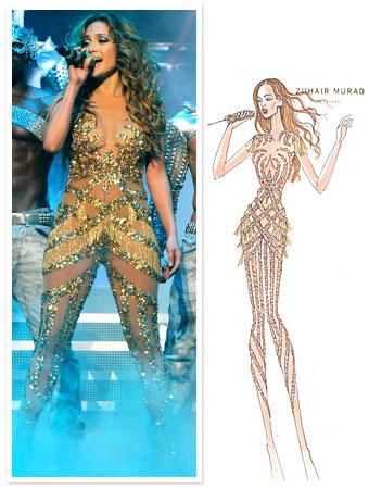 Jennifer Lopez, Zuhair Murad