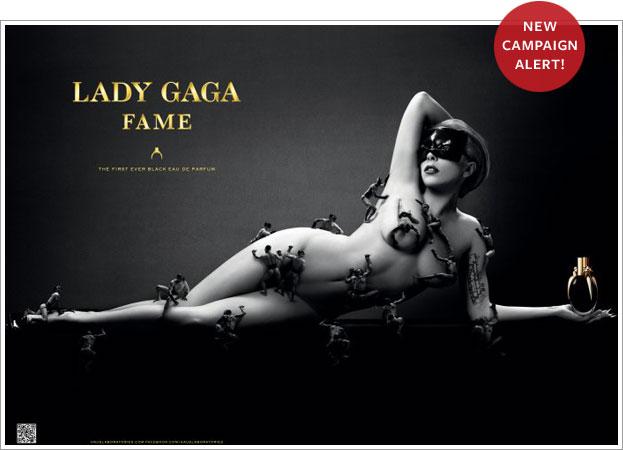 Lady Gaga - Fame Fragrance - Fame Ad