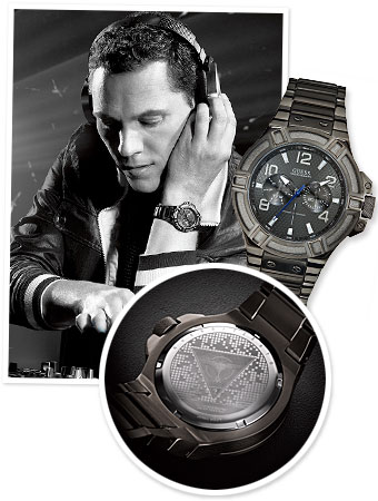 Tiesto Watch