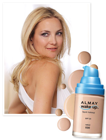 Kate Hudson for Almay