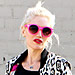 Found It! Gwen Stefani's Neon Sunglasses